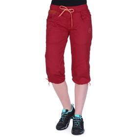 La Sportiva Ballerina Capri Pants Women berry